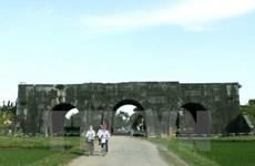 Archaeological excavation begins at Ho Citadel
