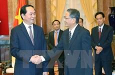 Vietnam seeks Japan's assistance in climate change response