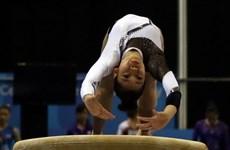 Two gymnasts qualify for 2016 Brazil Olympics
