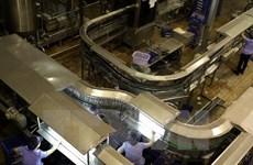 HCM City industrial output rises 5.7 percent