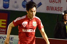 Becamex Binh Duong defeated at Asian League