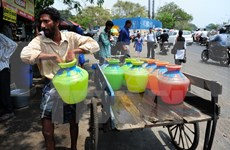Cambodia delivers clean water to drought-impacted areas