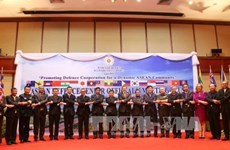 Vietnam attends ASEAN Defence Senior Officials Meeting Plus in Laos