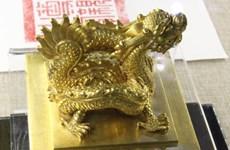 Nguyen Dynasty's imperial treasures on display in Hue