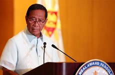 Philippines presidential election slated for early May
