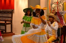 Chango Foundation group to perform traditional Columbian Marimba songs
