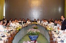PM chairs Cabinet meeting to address business petitions