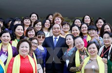 Government leader hails female entrepreneurs' contributions to nation