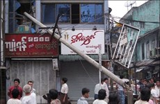 Whirlwinds claim 18 lives in Myanmar