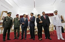 Indonesia, Malaysia, Philippines agree to boost marine security