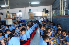 HCM City: Schools urged to offer hygienic, homemade meals