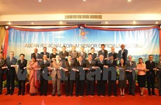 ARF SOM in Laos scrutinises regional security