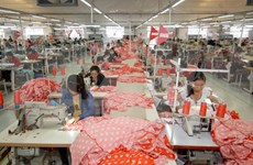 Apparel, footwear exporters enjoy upbeat turnover in four months