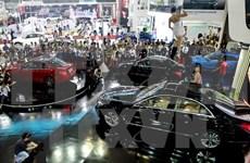 Car sales record 42 percent annual surge in April
