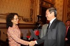 Ho Chi Minh City, China's Yunnan extend links