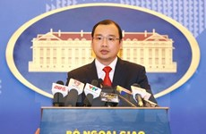 Vietnam firmly opposes to Taiwan's sovereignty violations