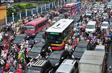 HCM City to ease traffic load