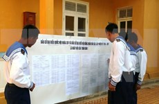 Truong Sa voters hopeful about to-be-elected deputies