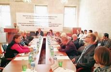 Moscow workshop boosts Vietnam-Russian ties
