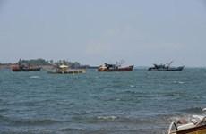Philippines arrests dozens of Vietnamese, Chinese fishermen