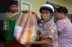 Quang Tri supports farmers affected by mass fish deaths