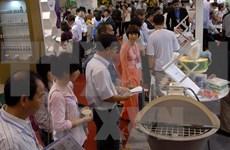 Int'l food ingredient exhibition underway in Vietnam