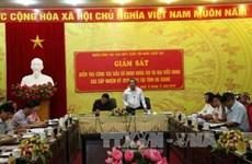 Ha Giang border voters look toward NA election