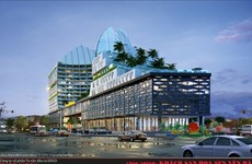 Work starts on Yen Bai's largest shopping mall