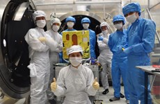Vietnam looks to enlarge personnel for space technology development