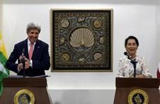 US Secretary of State visits Myanmar