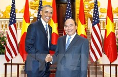 US wants to set up long-term relations with Vietnam: US President
