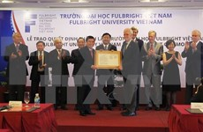 Fulbright University Vietnam to open in late 2016