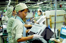 Vietnamese firms join Samsung's supply chain