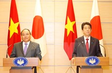 Prime Minister back to Hanoi following Japan visit