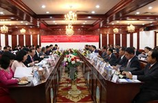 Ho Chi Minh City bolsters cooperation with Vientiane