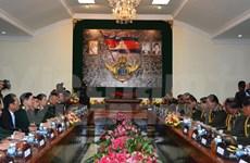 Vietnam, Cambodia beef up defence ties