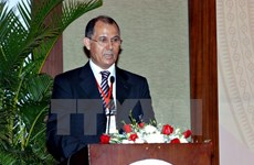 Moroccan Ambassador honoured with friendship insignia