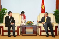 Turkish news agency increases communication ties with Vietnam