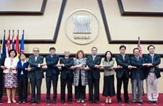 ASEAN, New Zealand seek boosted cooperation