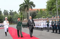 Vietnam, France eye strategic defence dialogue mechanism