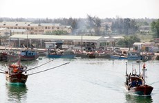 Numerous activities launched to support fishermen in Thua Thien-Hue