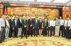 Japan helps Vietnam build cancer treatment centre