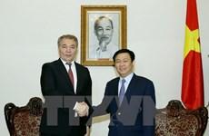 Russia's external affairs official visits Vietnam
