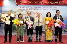 OVs make contributions to HCM City's growth