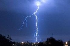 Fatal lightning strikes in Dak Nong, Lao Cai
