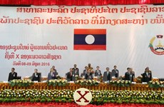 Lao Front opens 10th Congress, charts 10-year strategy