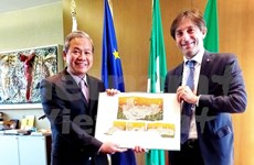 Vietnamese, Italian localities beef up economic ties