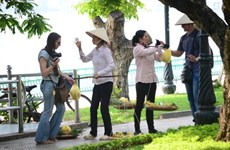 Hanoi authorities make efforts to crack down on tourist scams
