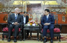 Hanoi seeks stronger relations with Belarusian localities