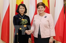 Vietnam treasures relations with Poland, says Vice President